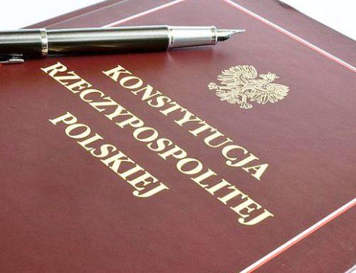 Moje propozycje pytań do referendum konstytucyjnego