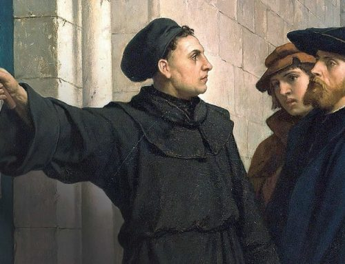Nowa teologia Lutra