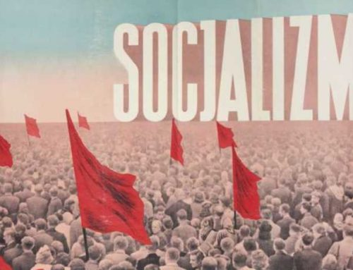 W socjalizmie każdy cel jest szlachetny